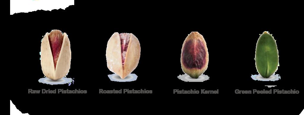 pistachio type