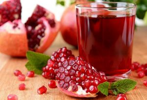 POMEGRANATE JUICE DRINK