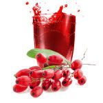 BARBERRY SYRUP DRINK
